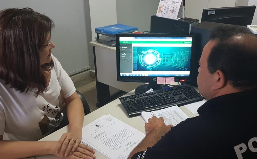 Instituto de Identificação desenvolve sistema online para facilitar emissão do RG no Tocantins