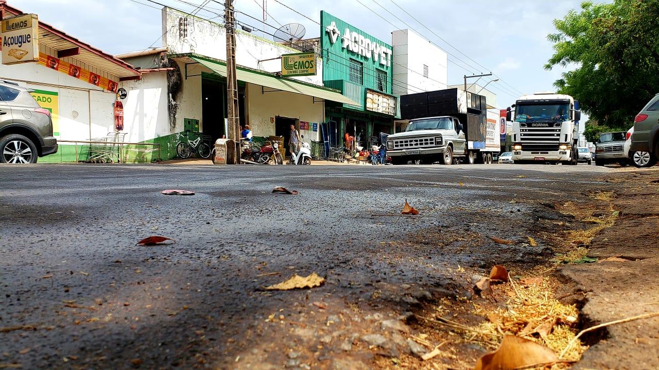 """Depois de quase 60 dias de estiagem, primeira """"chuva do caju"""" é finalmente registrada em Guaraí"""