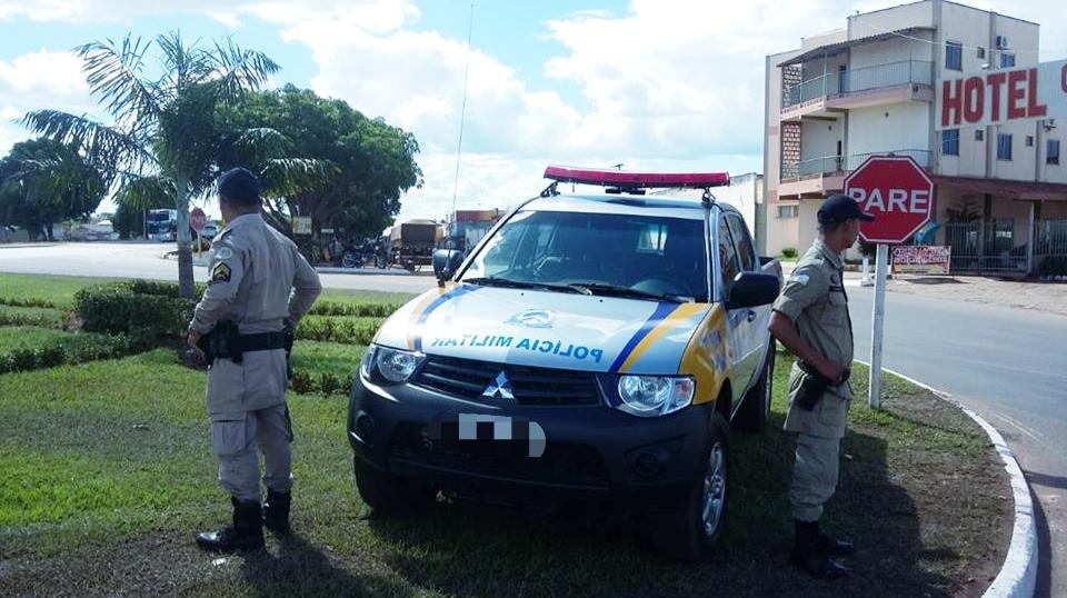 Durante fiscalização de rotina, PM de Guaraí recupera moto roubada na cidade de Colméia