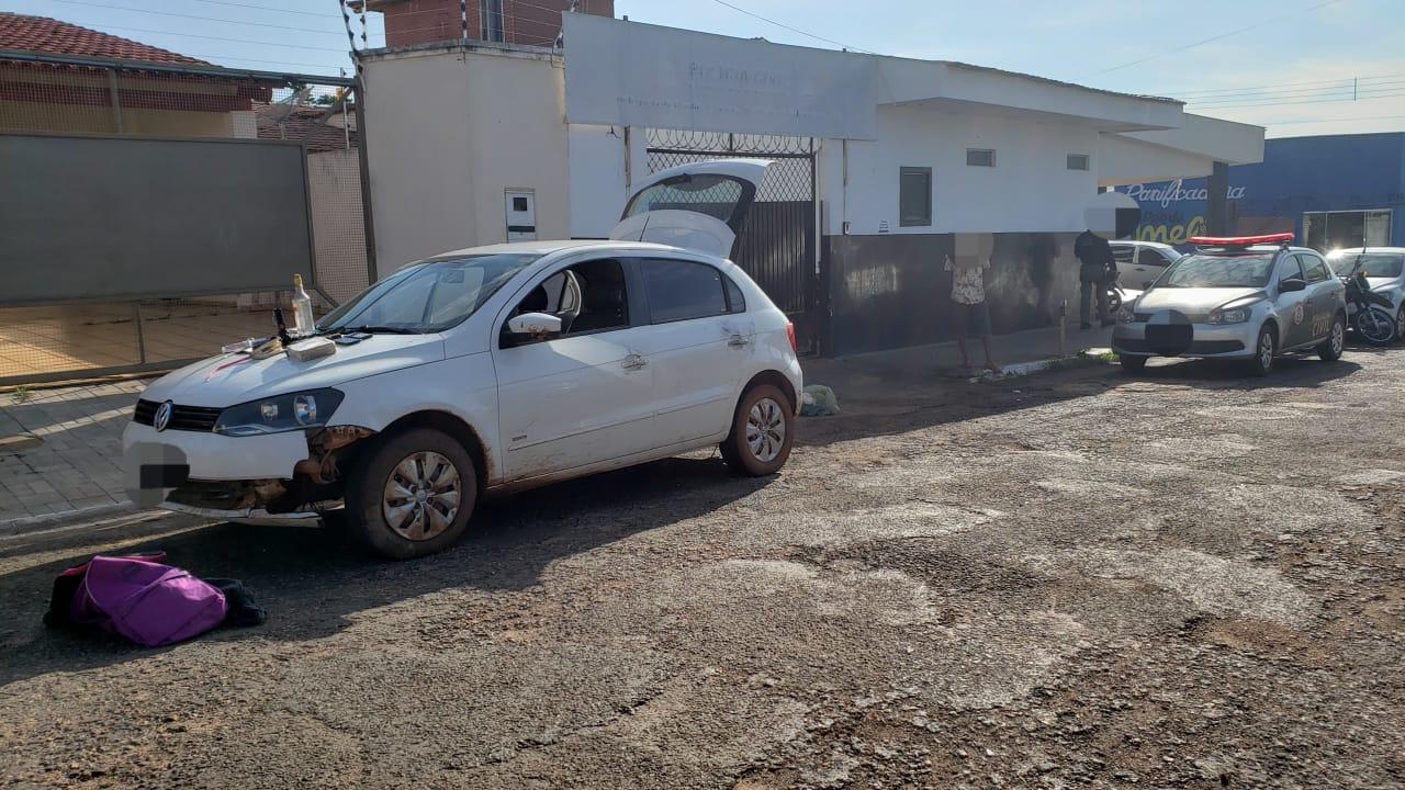 Acusados de roubar carro em chácara de Guaraí são presos após troca de tiros com militares