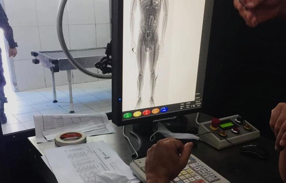 CPP de Guaraí e outras seis unidades prisionais do Tocantins já utilizam scanners corporais