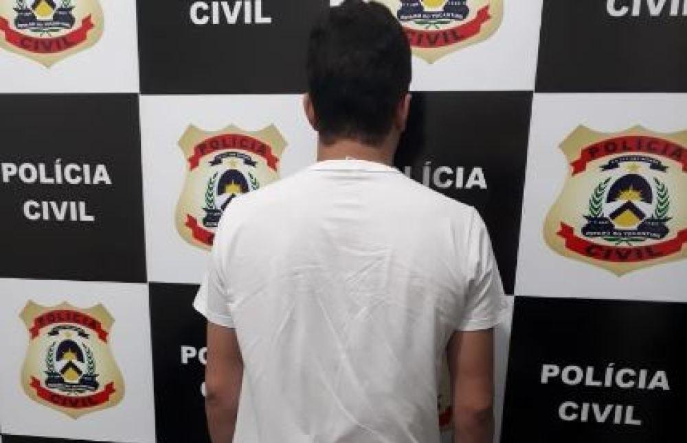 Polícia Civil prende em Guaraí acusado de aplicar golpes que geraram prejuízo de R$ 170 mil