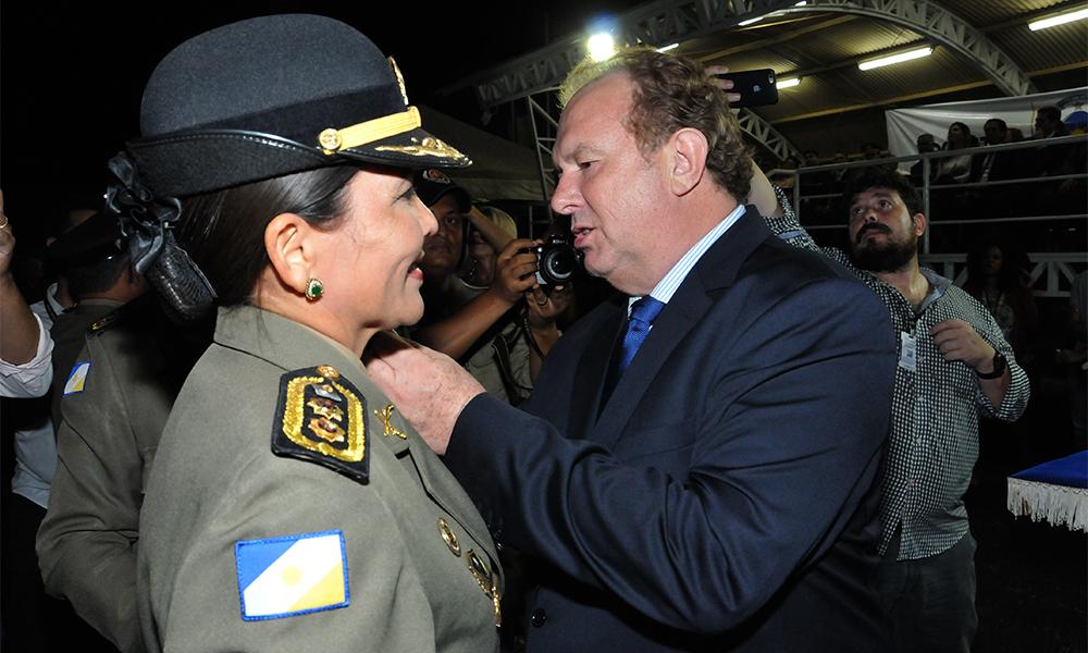 1.541 militares e 186 bombeiros são promovidos durante cerimônia realizada em Palmas