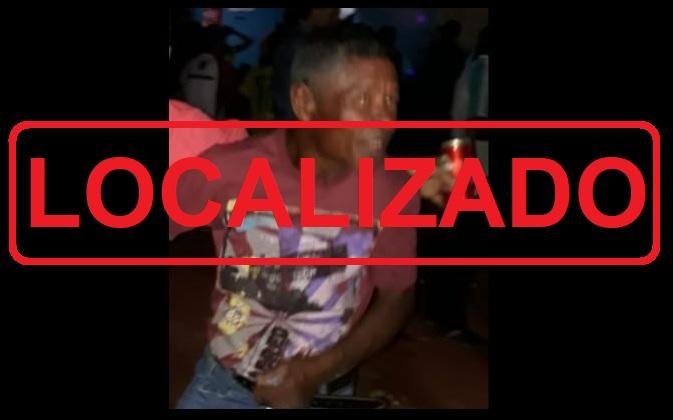 Após divulgação do Guaraí Notícias, familiares localizam homem desaparecido em Guaraí
