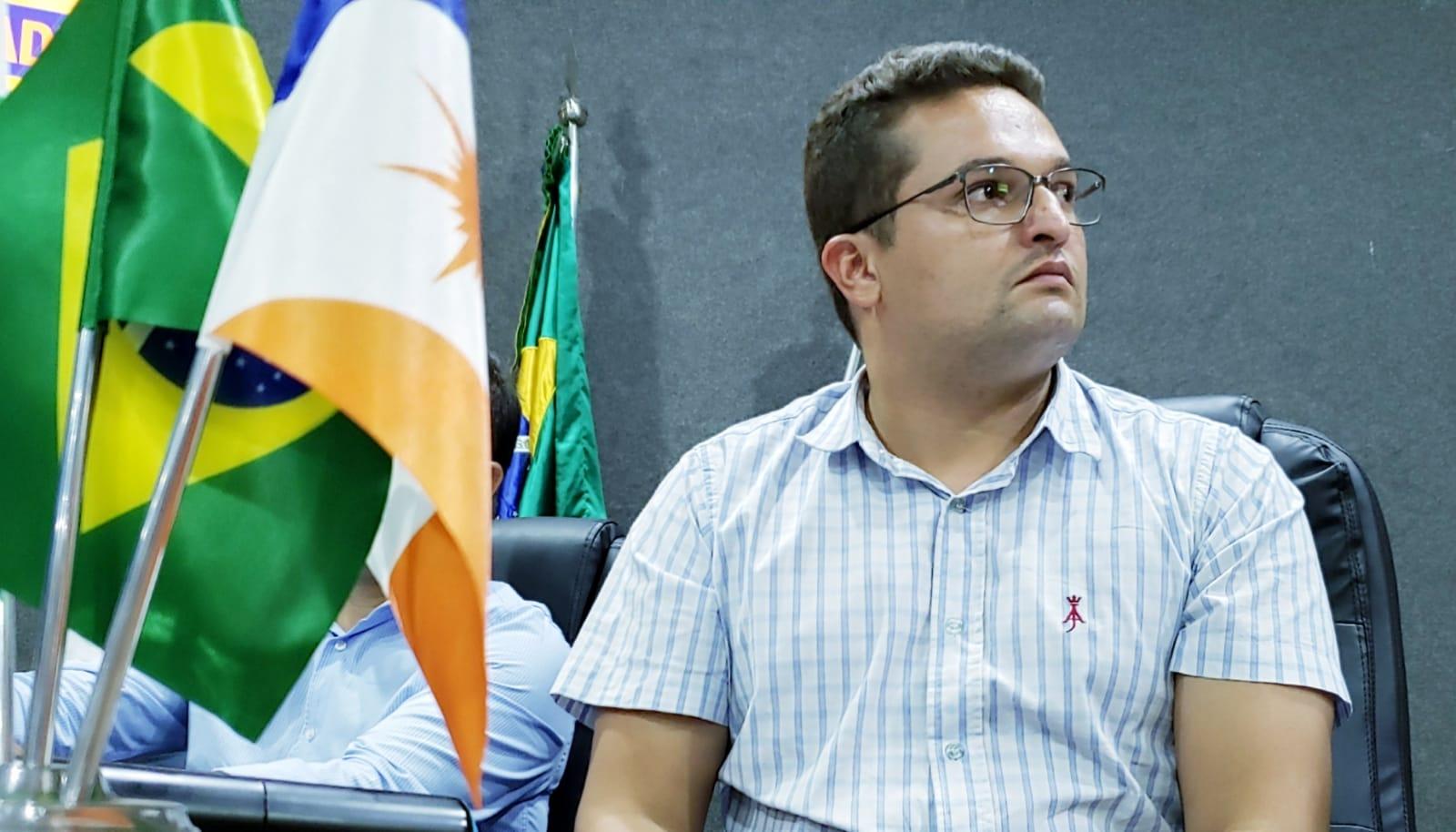 SD lança Saboinha Júnior como pré-candidato à prefeito durante evento realizado em Guaraí