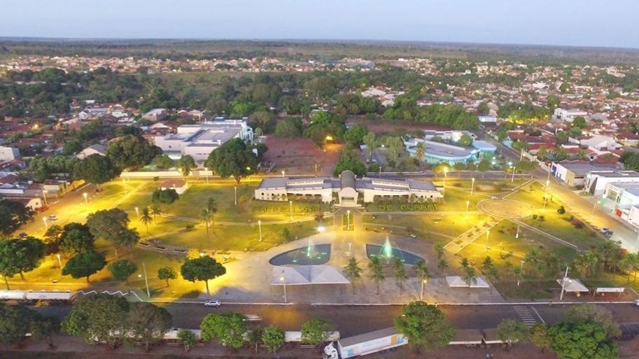 Publicado edital de licitação para reforma e ampliação do Palácio Pacífico Silva em Guaraí