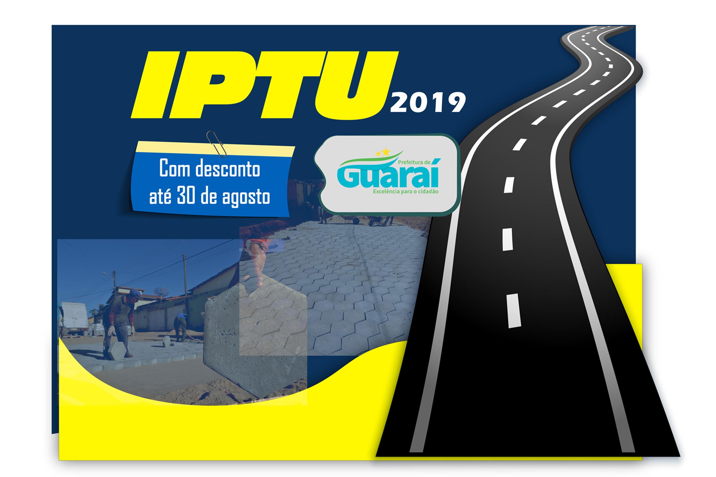Foto: Prefeitura de Guaraí - Os recursos da arrecadação obtidos por meio do pagamento do IPTU são fundamentais para que o município mantenha o ritmo de investimentos em todas as áreas fundamentais, incluindo saúde, educação e obras de infraestrutura.