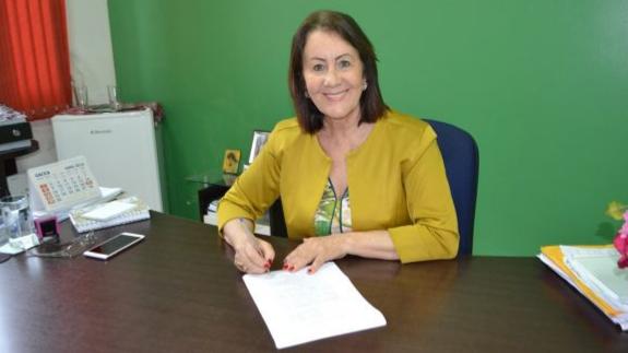 Contas da gestão Professora Lires Ferneda em 2017 recebem parecer pela aprovação no TCE/TO