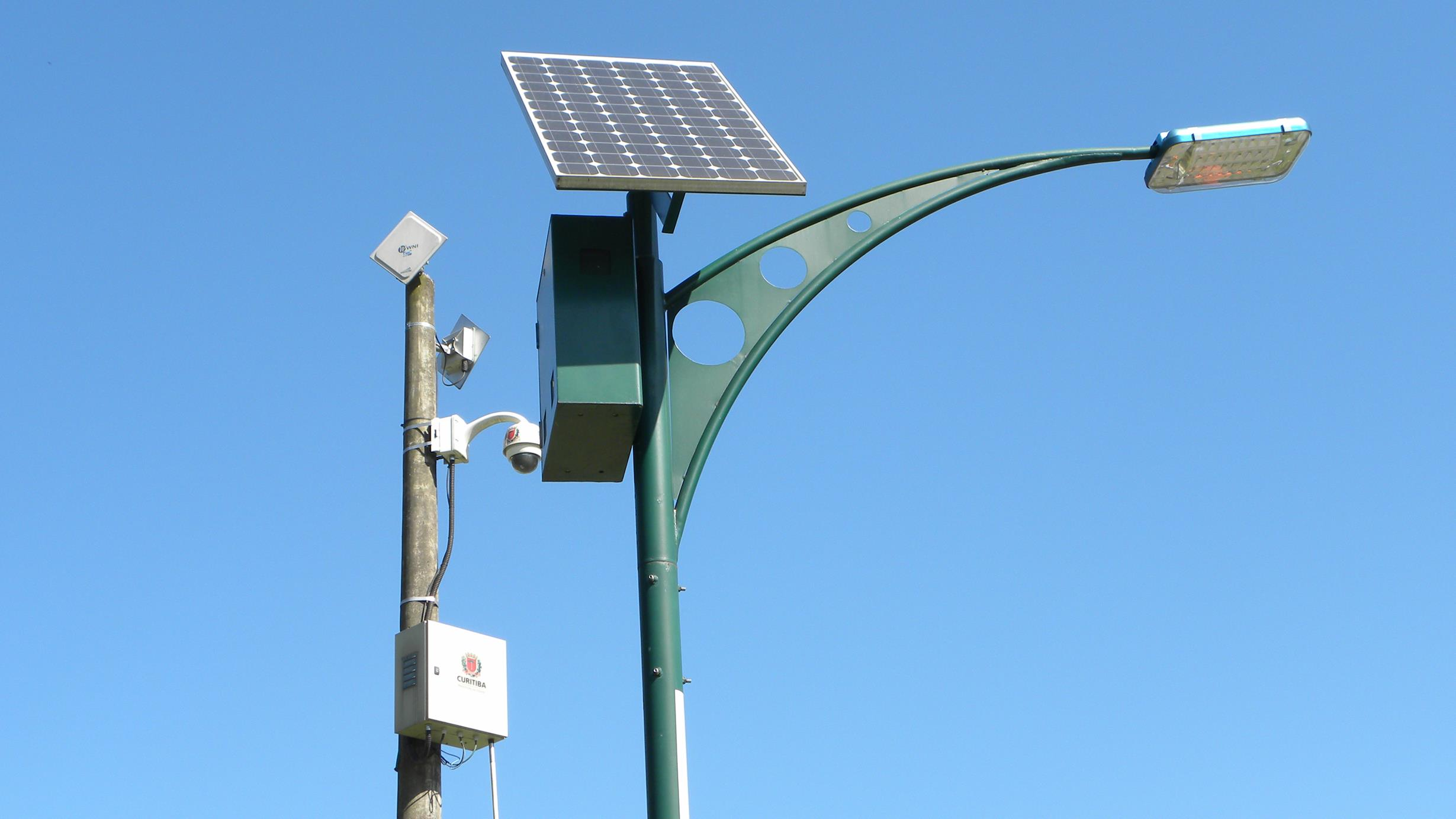 Novas praças do Setor Dantas e Alto Alegre contarão com sistemas que utilizam energia solar