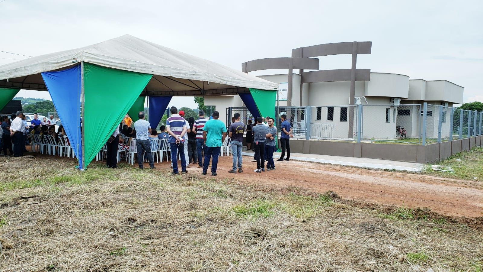 Nova sede do CRAS e reforma da Secretaria de Assistência Social são finalizadas em Guaraí