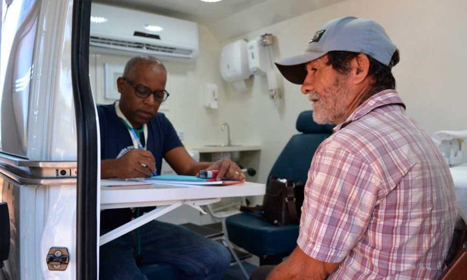 Nova unidade móvel de saúde atende moradores do Assentamento Soledade em Guaraí