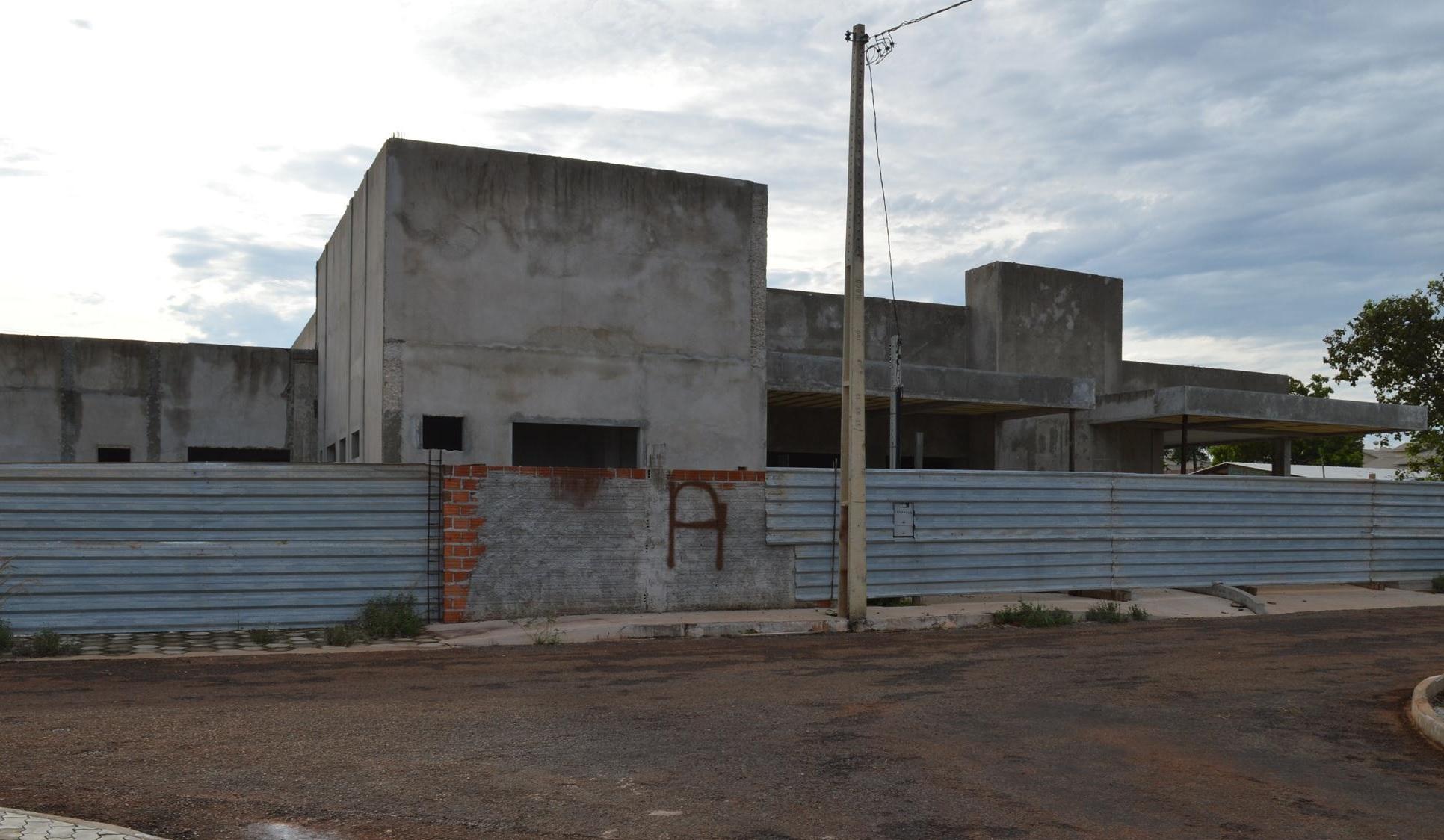 Prefeitura de Guaraí confirma retomada de obras da UPA e prevê conclusão até julho de 2020