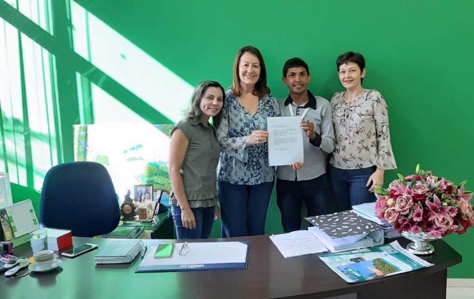 Agente de endemias guaraiense tem projeto reconhecido em evento nacional de Saúde