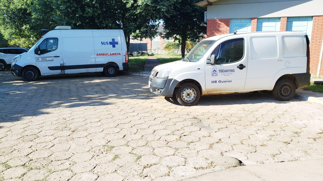 Regional de Guaraí têm apenas duas ambulâncias e ainda assim paradas por falta de manutenção