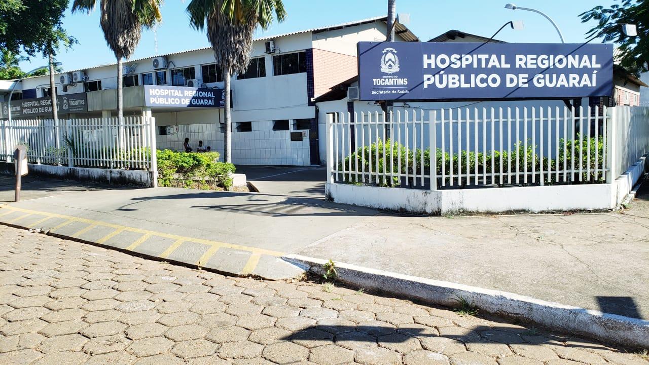 Acompanhante relata dificuldade para transferir paciente do HRG por falta de ambulâncias