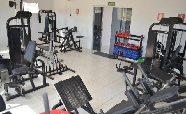 Academia de Saúde do Jardim Brasília passa por ampliação e ganha novos equipamentos em Guaraí