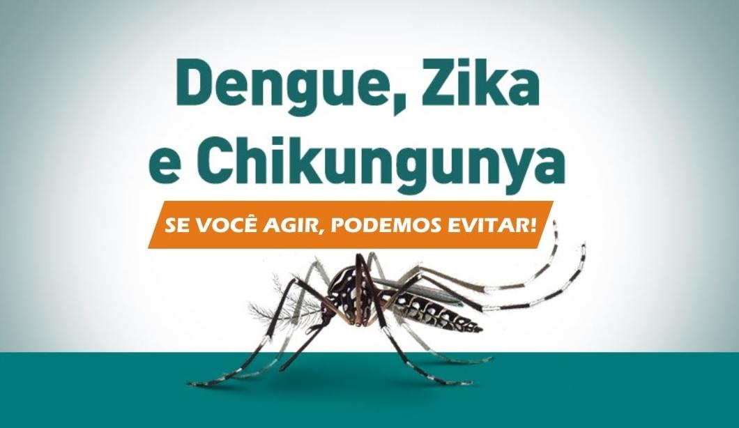 13 municípios do Tocantins podem registrar surto de dengue, zika e chikungunya