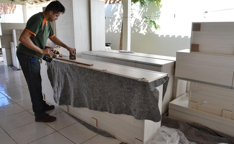 Unidades de Saúde começam a receber novos móveis planejados sob medida em Guaraí
