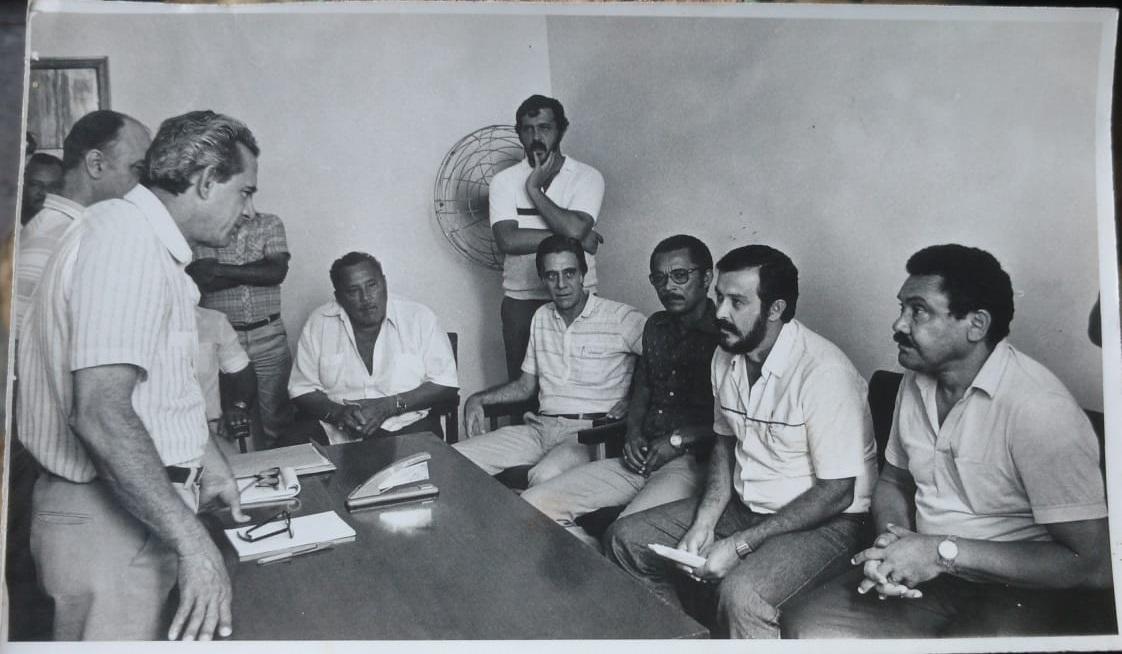 Álbum mostra fotografias históricas do município de Guaraí, emancipado em 11 de abril de 1970