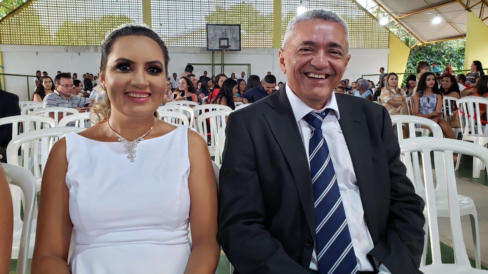 Casamento comunitário oficializa a união de 26 casais durante evento realizado em Guaraí