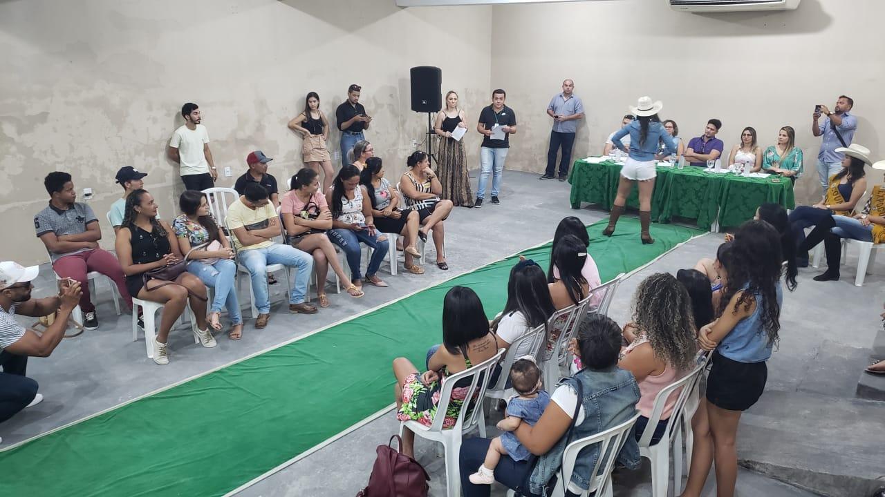 Seletiva define as 10 candidatas finalistas do concurso Garota EXPOGUARAÍ 2019; veja nomes