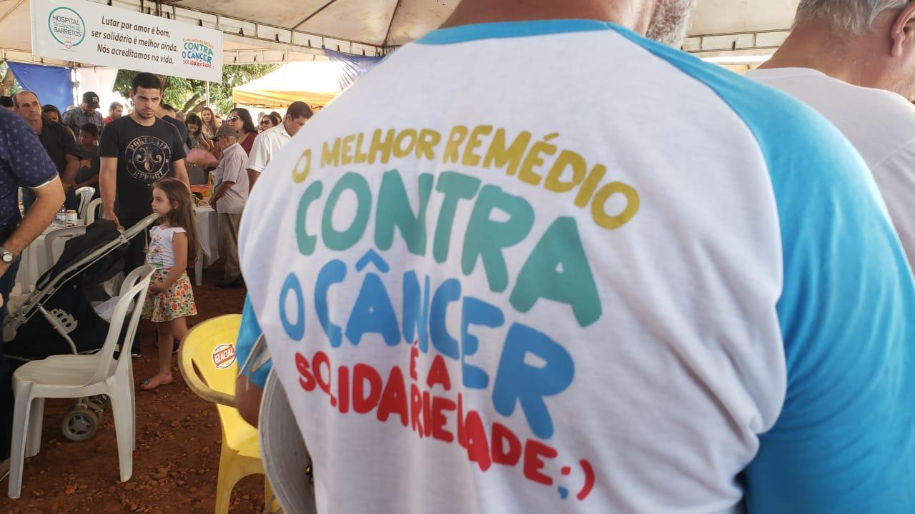 """Conheça 5 dos mais de 100 voluntários que ajudam a fazer """"Leilão Direito de Viver"""" em Guaraí"""